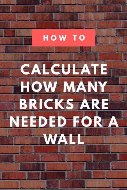 Share brick calculator – estimate bricks and mortar