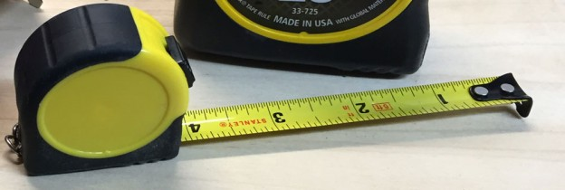 learn tips and tricks for using a tape measure