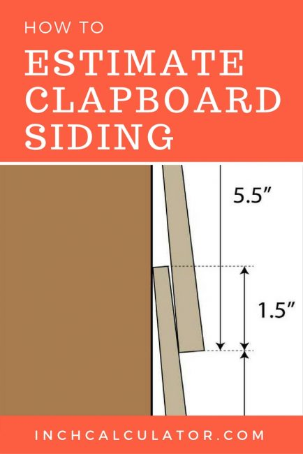 Learn how to estimate clapboard and lap board siding materials and how to layout the courses evenly.