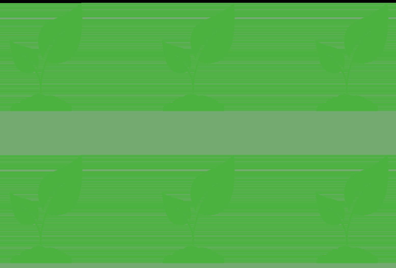 Rectangular planting pattern