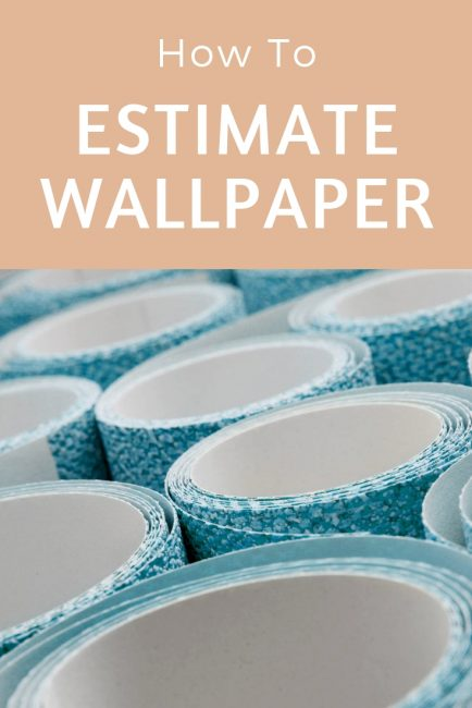 Calculate how many rolls of wallpaper are needed to cover a room
