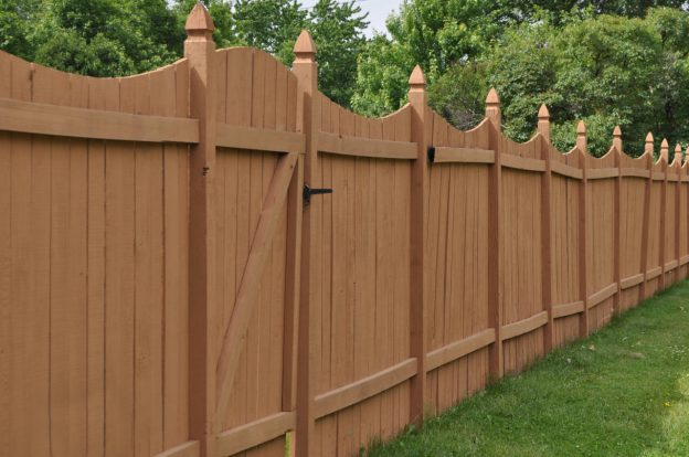 you should locate the property lines before installing a fence