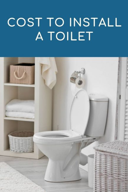 Share cost to install a toilet – 2021 price guide