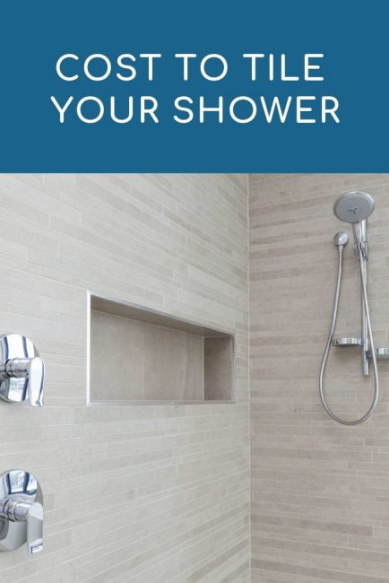 Cost to Tile a Shower   2020 Cost Estimator and Price Guide