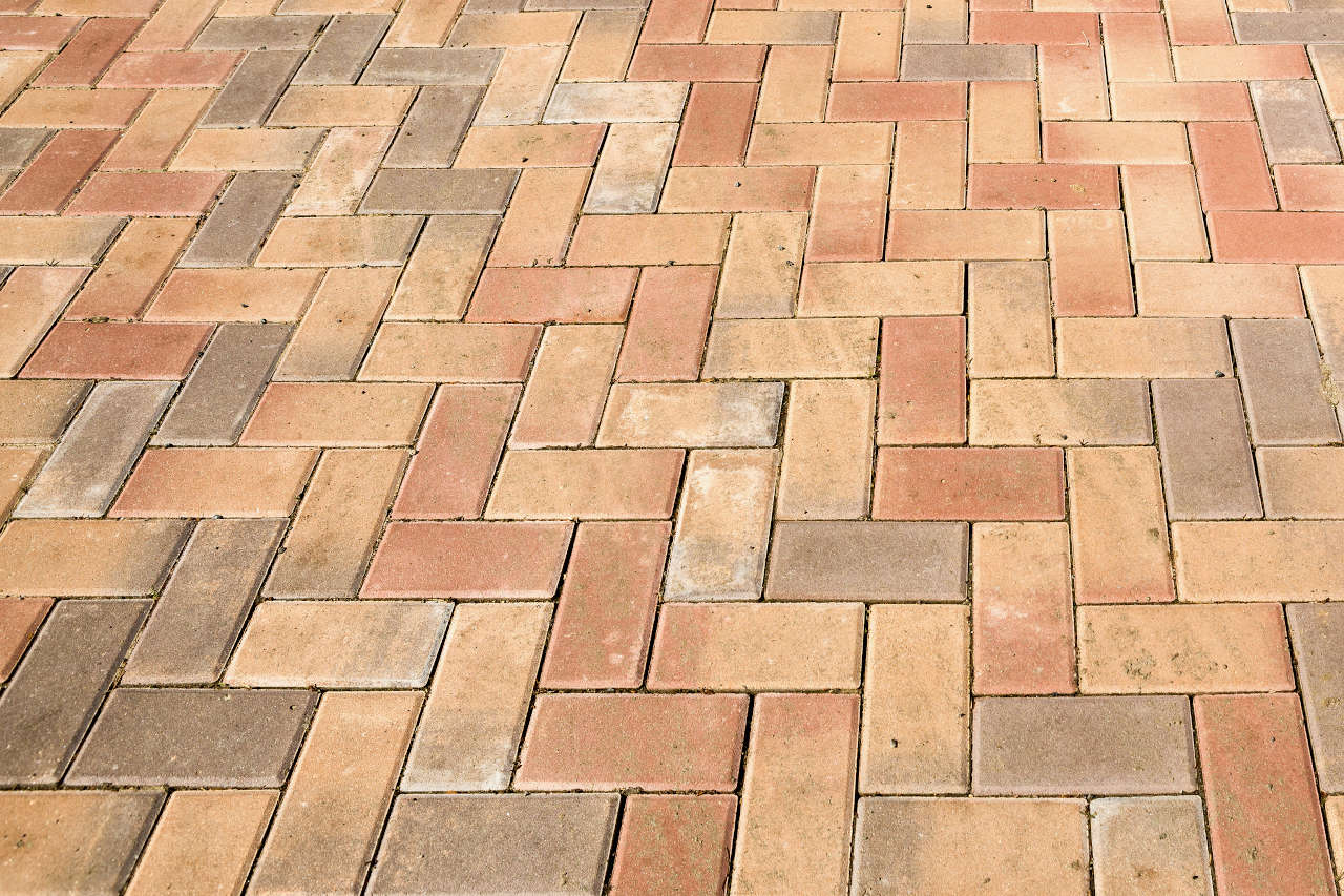 Pavers are a beautiful patio material and are about mid-range in cost compared to other patio materials