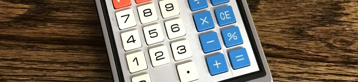 Calculators can be used to convert measurements from one unit to another