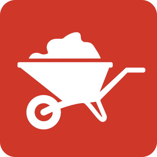 Gravel Calculator mobile app icon