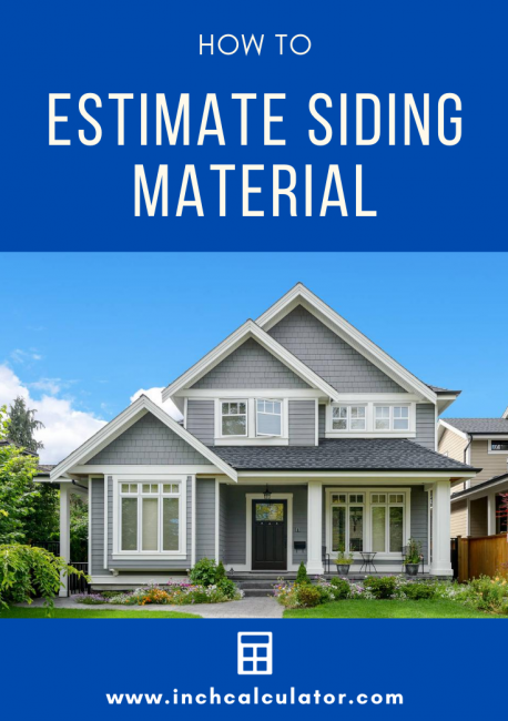 Siding Material Calculator Inch Calculator