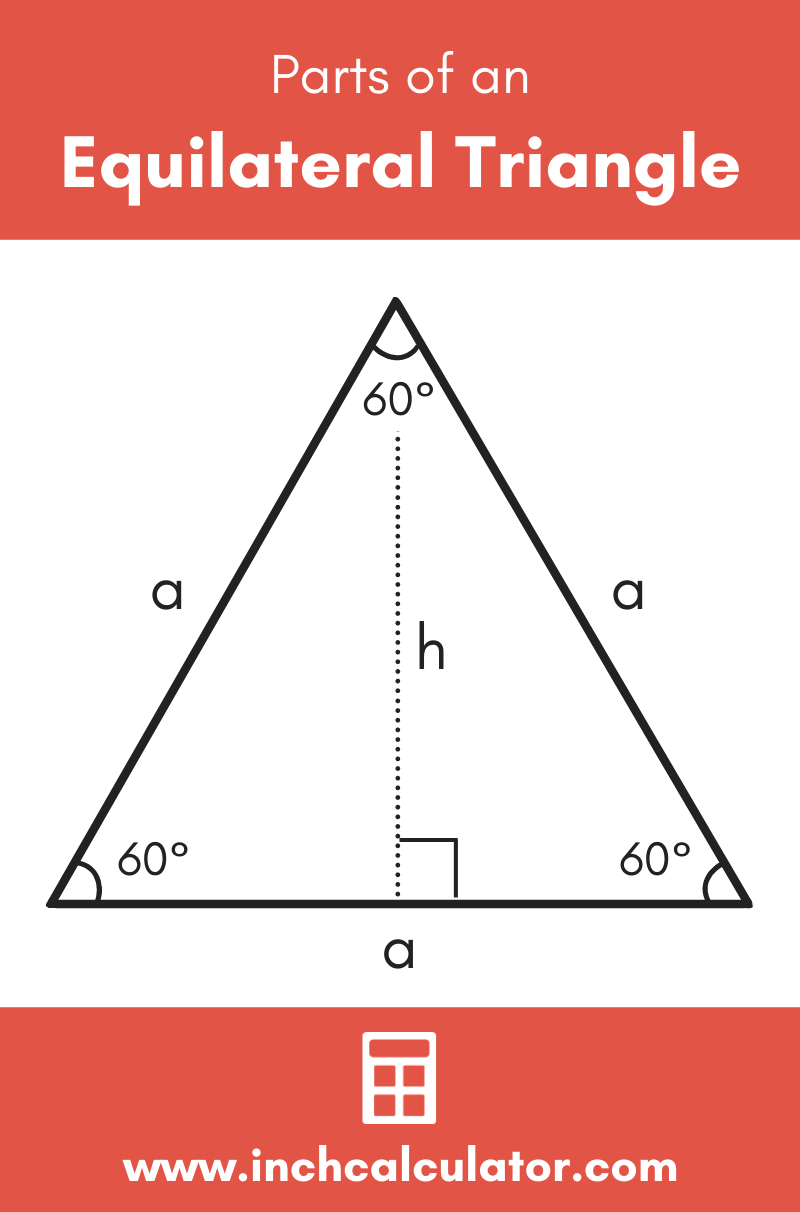 Share equilateral triangle calculator