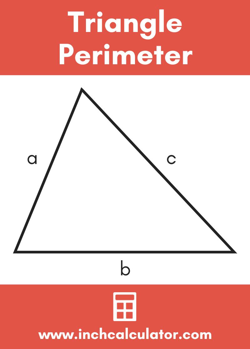 Share triangle perimeter calculator