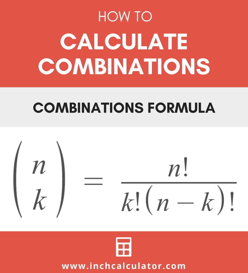 Share combinations calculator – calculate ncr