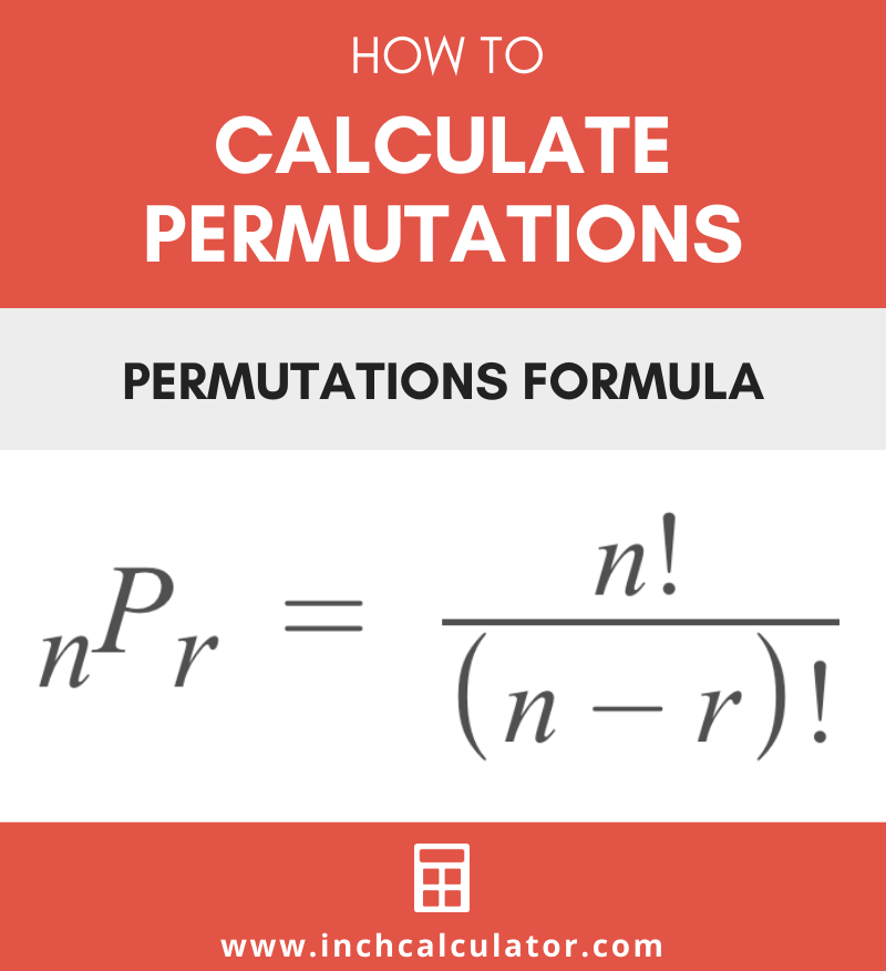 Share permutations calculator – calculate npr