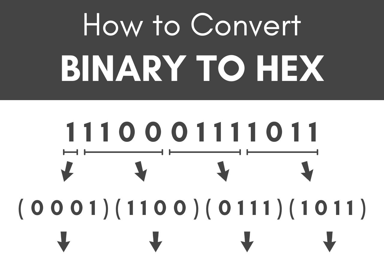 Binary to Hexadecimal Converter
